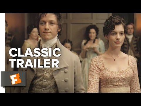 Becoming Jane 2007  Trailer  Anne Hathaway, James McAvoy Movie HD