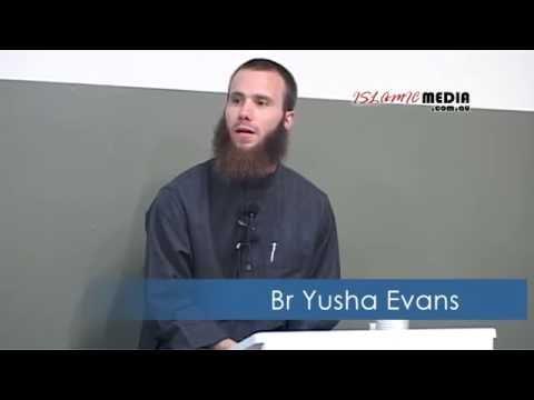 Yusha Evans - How i came to Islam