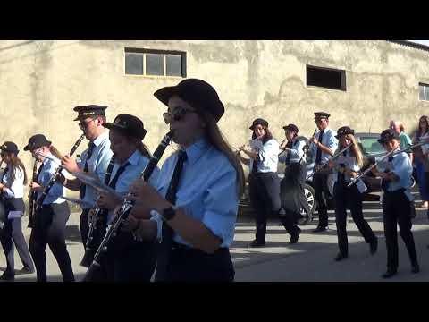 Carvalhal, 29 Julho 2018. Banda Filarmónica Felgar, Maestro Carlos Costa.