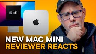 Apple Silicon Mac mini (M1) — Tech Reviewer Reacts!