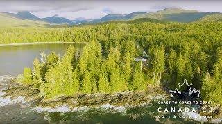 Koeye Camp, B.C.   Koeye Camp, C.-B.