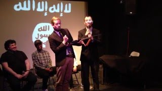 Video Did You Bring A Clip? - Michael and Pete Are Forced To Apply to ISIS download MP3, 3GP, MP4, WEBM, AVI, FLV September 2018