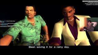 Grand Theft Auto Vice City 2 PS4