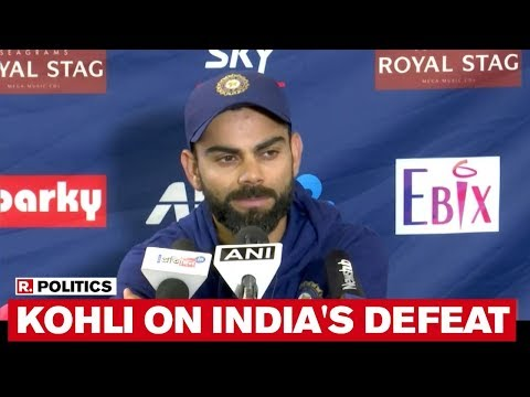 Virat Kohli Reacts To India's Defeat Against Kiwis, Says Disappointed With How We've Played'