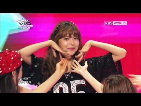 [Music Bank K - Chart] 1st Week of July & Girls' Generation - I Got a Boy (2013.07.05)