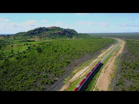 A railway that gets Kenyans on track for better life