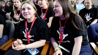 """видео: Закрытие волонтерского образовательного лагеря """"54.VOL"""""""