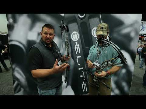 Elite Archery Ritual Bow - ATA Trade Show 2018