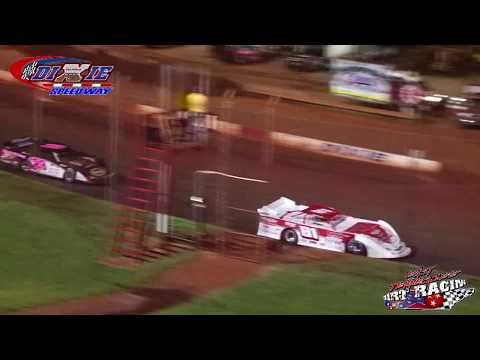 Crate Feature @ Dixie Speedway (7-28-18)