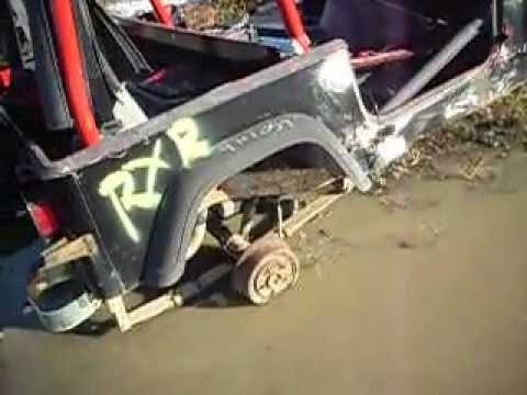 jeep junkyard tour