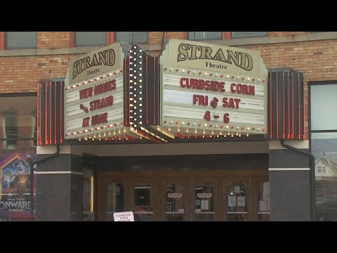 Delaware Movie Theater Sells Streaming Movies, Popcorn Curbside