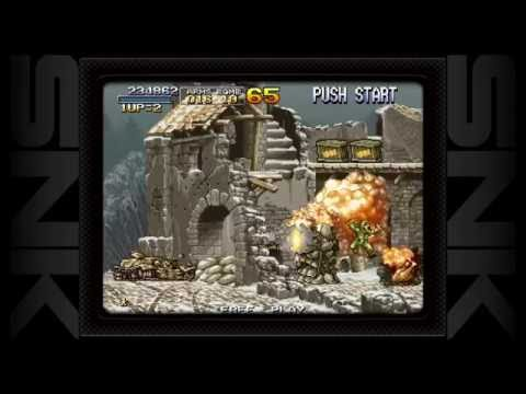 Metal Slug 1 (Metal Slug Anthology)