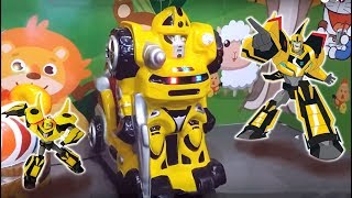 Naik Mainan Odong-odong Transformer Bumblebee - Mainan Anak Laki-laki