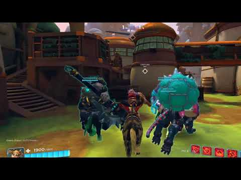 Paladins OB70 - Ranked with Talus