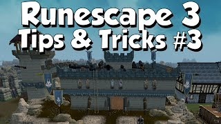 Tips & Tricks #3 [Runescape 3] Even More Quality of Life Tips!