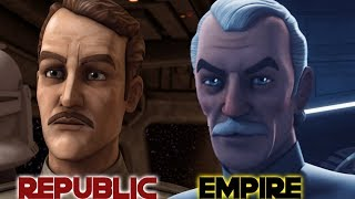 Why did Admiral Wulff Yularen Betray the Jedi?