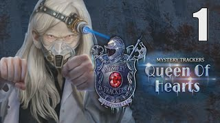 Mystery Trackers 12: Queen of Hearts [01] w/YourGibs - Beta Demo - OPENING - Part 1 #YourGibsLive