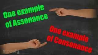 Whats Difference Onance Vs Consonance