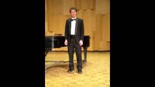 Brandon Keith Biggs CSUEB Junior Recital part 8