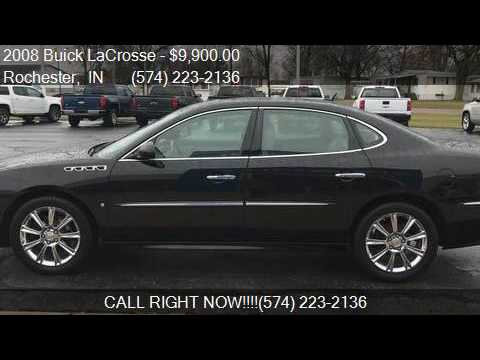 2008 Buick Lacrosse Super For Sale >> 2008 Buick Lacrosse Super 4dr Sedan For Sale In Rochester I