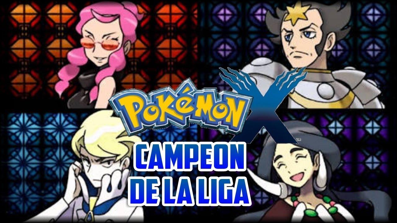 Pokemon X Nach Liga