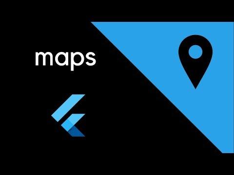 Flutter - Maps & Markers