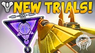 Destiny 2: TRIALS OF THE NINE FLAWLESS RUNS! New Loot Drops, Level 300+ & Exotic Gameplay