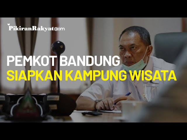 Dorong Produk Kreativitas Warga Lokal, Pemkot Bandung Siapkan 6 Kampung Wisata Baru