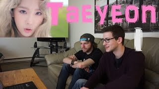 TAEYEON 태연 I (feat. Verbal Jint) MV Reaction