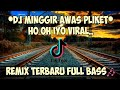 DJ MINGGIR AWAS PLIKET HO OH IYO VIRAL TIKTOK REMIX TERBARU 2020