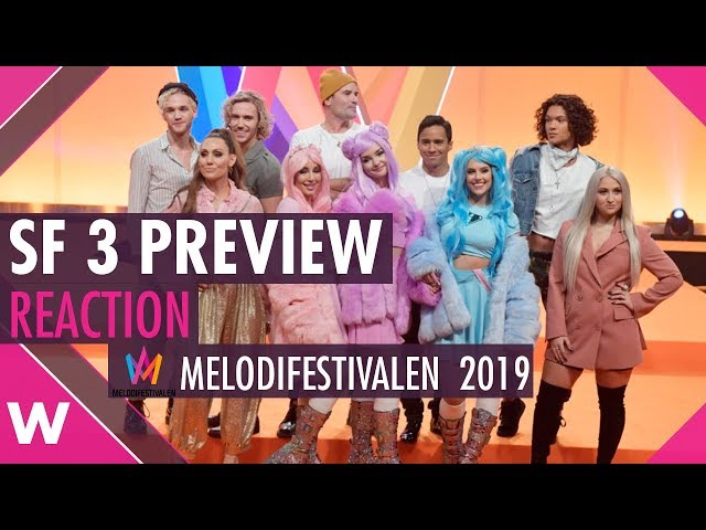 SF 3 Leksand Preview @ Melodifestivalen 2019 | wiwibloggs
