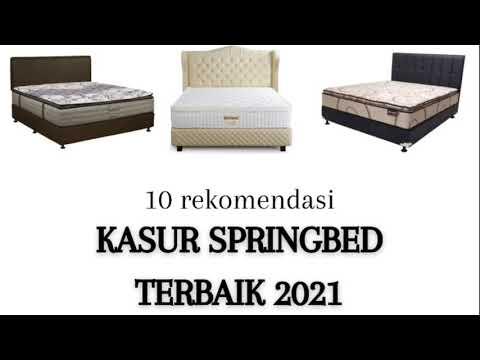 10 rekomendasi kasur spring bed terbaik 2021