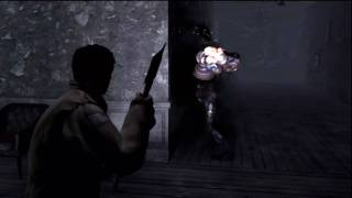Silent Hill Homecoming HD Returning Back To The Mysterious Woman & Enemies Attack! P19