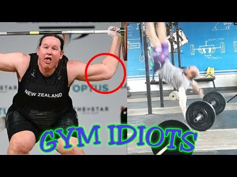 Gym Idiots - Laurel Hubbard's Weightlifting Injury, Butterfly Pullup Crash, & More