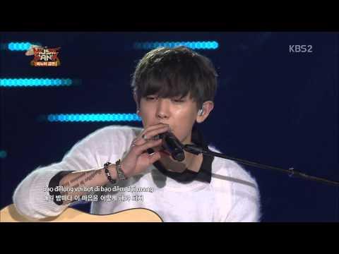 EXO – Người Ấy Music Bank In Hanoi 2015