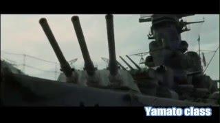 Steel Leviathans (Every Battleship and Battlecruiser class during WW2)