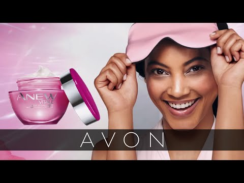 Avon ANEW Vitale Collection for Radiant, Healthy Skin
