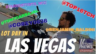 SOME CRAZY TALENTED RIDERS OF LAS VEGAS