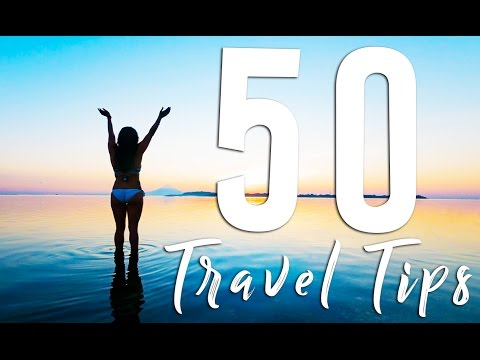 50 TRAVEL TIPS (FROM REAL TRAVELERS)
