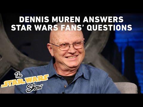 Dennis Muren Answers Star Wars Fans' Questions - Extended Interview