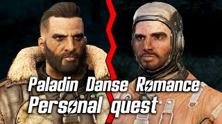 Fallout 4 - Paladin Danse Romance - Personal Quest SPOILERS