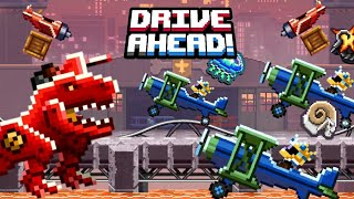 Drive Ahead! Season 4 DOGFIGHT! Biplane Gameplay screenshot 5