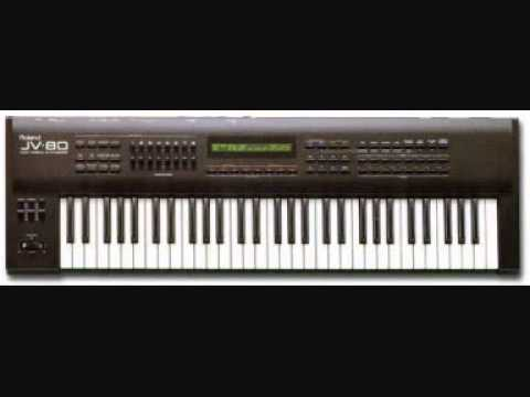 Roland JV80 Internal Demo Songs
