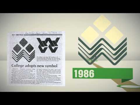 History of the Logo for Washtenaw Community College
