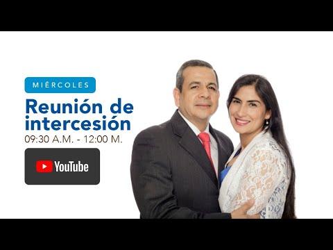 Reunión semanal de #oración e #intercesión - 1 Julio 2020