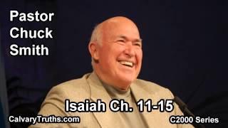 23 Isaiah 11-15 - Pastor Chuck Smith - C2000 Series