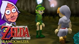 Criken] The Legend of Zelda The Wind Waker Randomizer : Sams