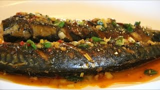 Cách nấu món Cá nục rim tỏi ớt ngon | BẾP VIỆT 24