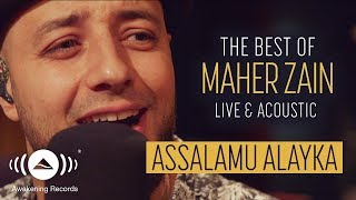 Video Maher Zain - Assalamu Alayka | ماهر زين - السلام عليك (Live & Acoustic - New 2018) download MP3, 3GP, MP4, WEBM, AVI, FLV Juli 2018