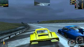 Need for Speed Porsche - Autobahn (HD)